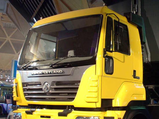 936ee608fe Ashok Leyland sales up 26 per cent at 19