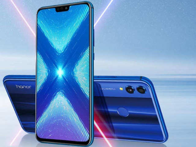 7e06efb03 Huawei Honor 8X launched in three versions