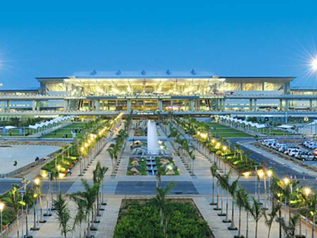 Shamshabad Rajiv Gandhi International Airport Named One Of the Best