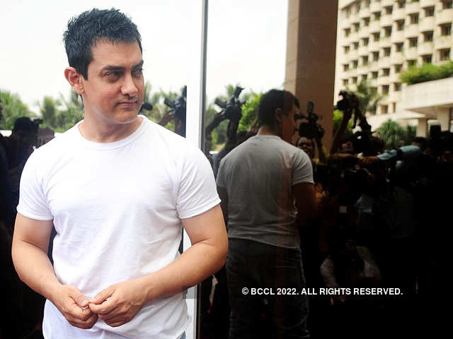 Aamir Khan Aamir Khan Bats For Quality Film Work In India And China