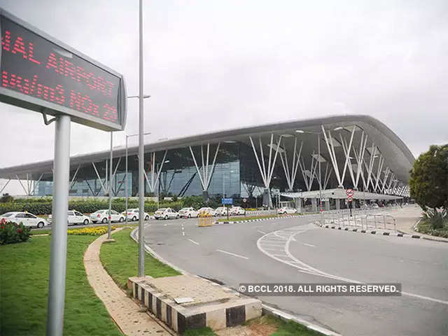 BIAL announces 7 new routes in its winter schedule - The Economic Times