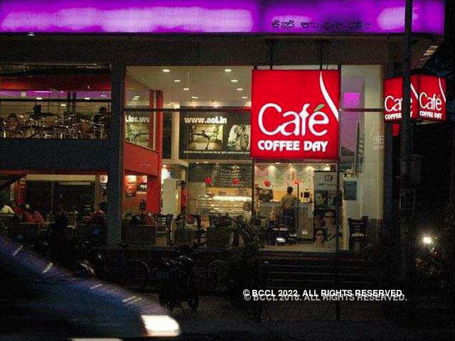 how cafe coffee day started
