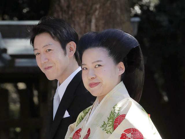 Japanese Princess Ayako Gives Up Royal Status For Love Marries