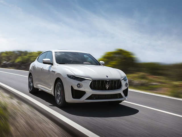 bf9c149ce1a08 Maserati s elegantly powerful Levante GTS makes the  120