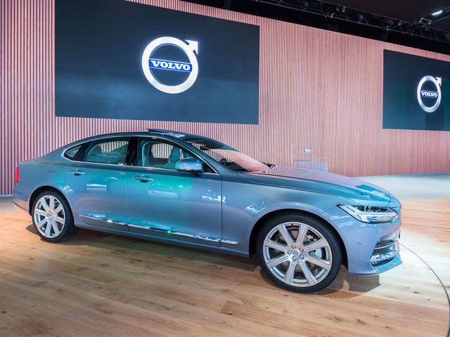 Volvo Car India Pips 2017 Sales Numbers In First 10 Months The