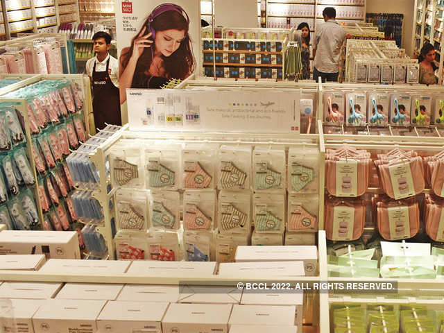 825977b4daf Miniso records sales at Rs 700cr for first year