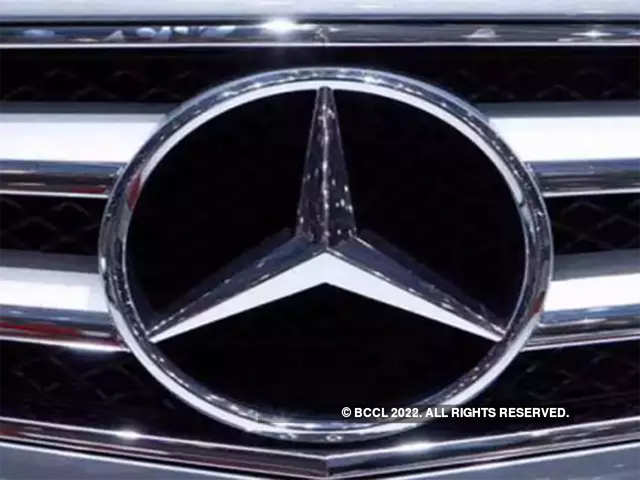 8e420bab3f93ce Mercedes Benz confident of growing volumes in 2018 - The Economic Times