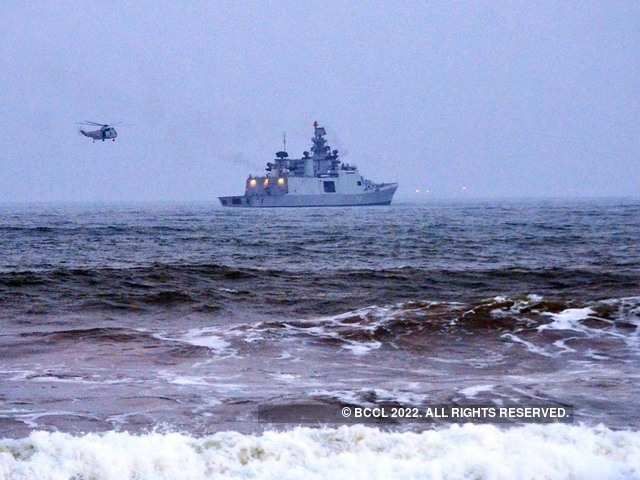 India Russia Finalise Usd 500 Million Deal For Construction Of 2 Warships Indian Navy