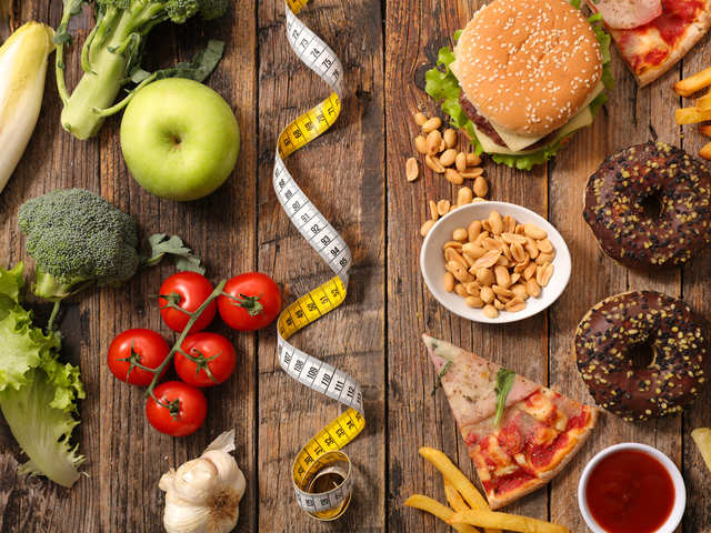 Healthy Proportionate Timed Meals Are The Key To Good Health