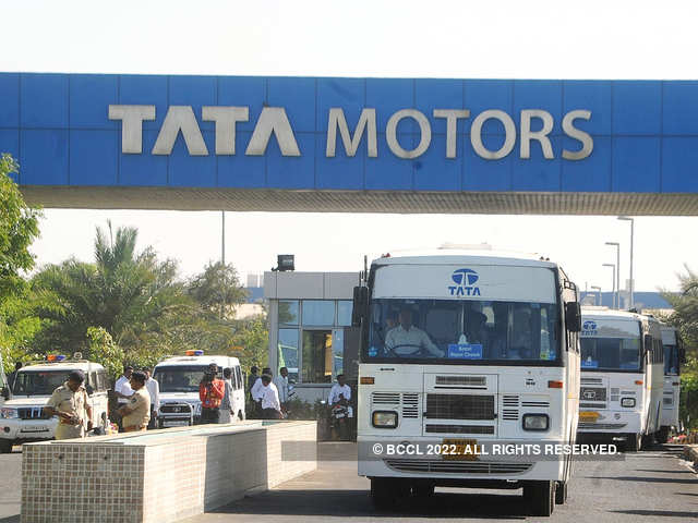 Tata Motors sales declines 3.8% to 52,464 units in November. Tata Motors' Commercial Vehicles ...