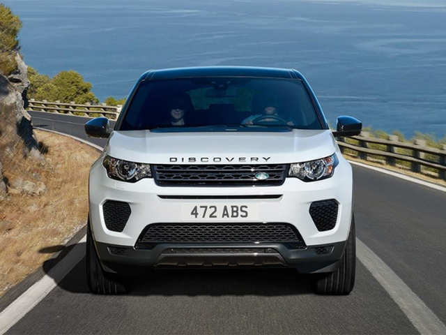 Jlr S Updated Discovery Sport Launched In India At Rs 44 68 Lakh