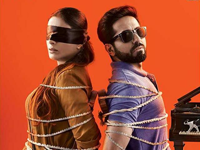 40453ca0210f IMDb announces Ayushmann Khurrana-starrer  AndhaDhun  as top Indian movie  of 2018