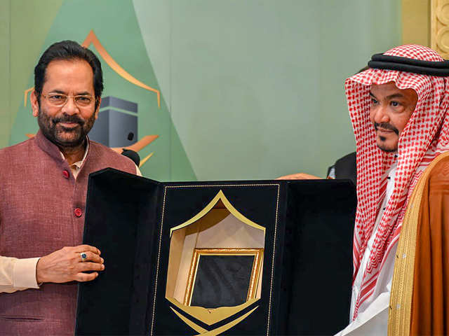 India Signs Bilateral Annual Haj Agreement With Saudi Arabia For