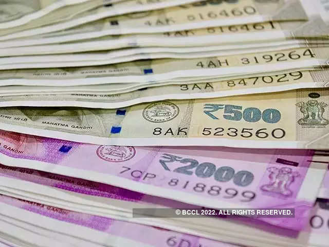 Banknotes printing cost rose to nearly Rs 8,000 crore in