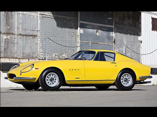 After Being Hidden For 25 Years The First Ferrari 275 GTB Vrooms To Auction