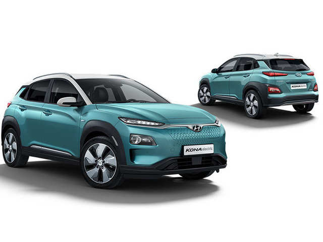 Hyundai Plans To Make Kona Electric Suv