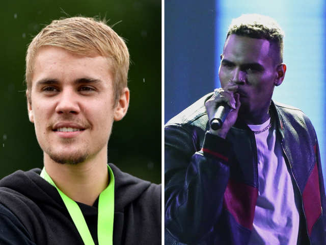 7b6c366785 Chris Brown  Justin Bieber slammed for supporting Chris Brown amid ...