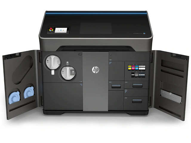 Hp Launches 3d Printers At Rs 1 Crore Onwards The Economic Times