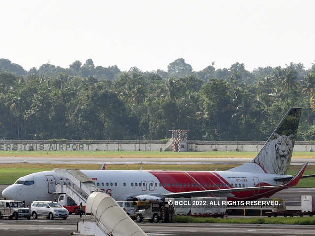 Air India Express launches international operations from Surat - The ...