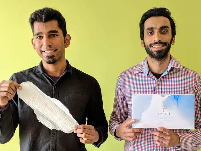 Azah Co Founders.