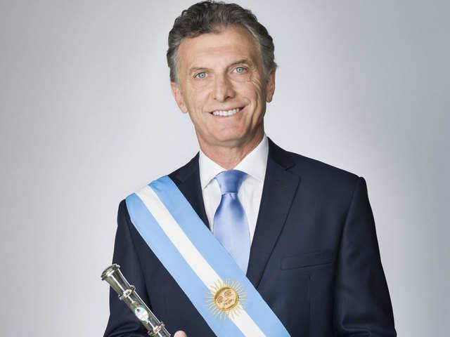 Image result for mauricio macri