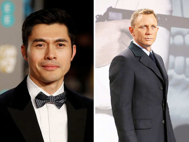 ee2285190d3d6 Has  Crazy Rich Asians  star Henry Golding replaced Daniel Craig as Bond