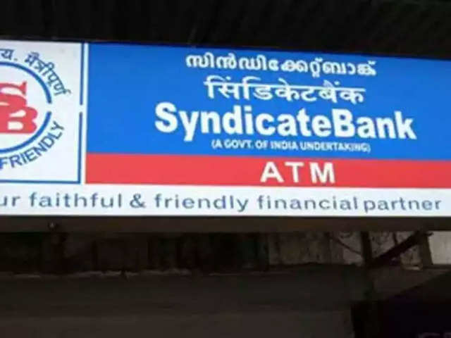Under The Arrangement Syndicate Bank Would Leverage On Its Low Cost Funds And Co Lend Equipment Loans With Srei At A Mutually Agreed Rate
