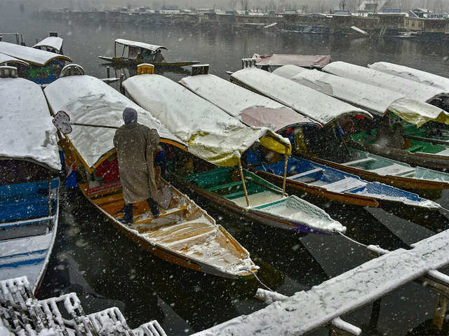 Image result for Tourism takes a hit in Jammu & Kashmir