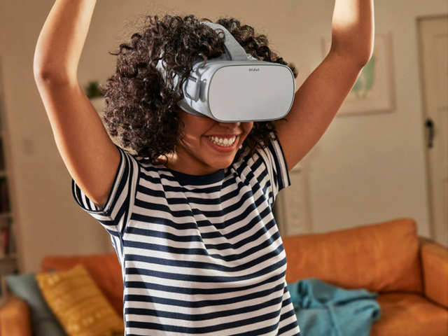 ba33dde81d39 Facebook reportedly working on enterprise edition of Oculus Go and Oculus  Quest VR headsets