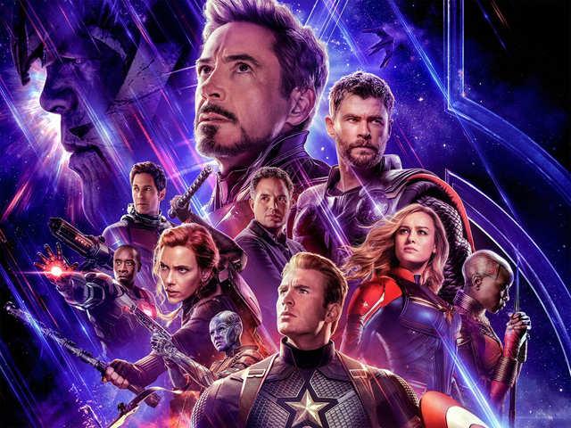 Avengers Endgame New Trailer Of Avengers Endgame Shows Just How