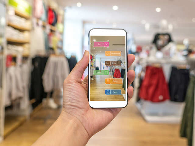 13bc32631ff Shoppers Stop  Offline retailers use technology to attract younger ...