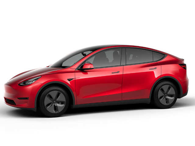 Tesla Model Y New electric vehicle will go the extra mile for your safety