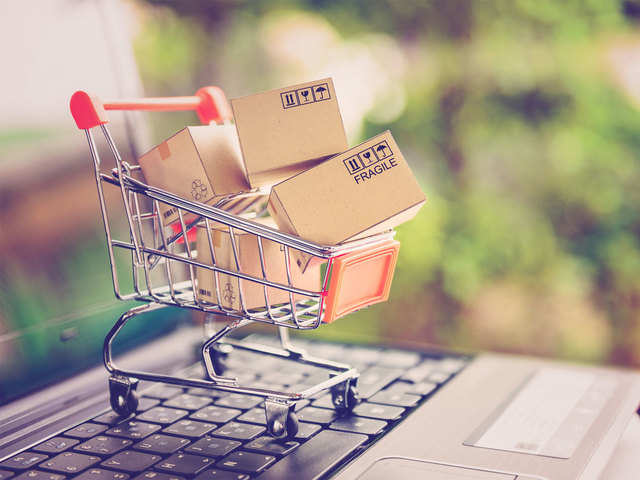 c2ad7b865a7 Ecommerce sales  India goes online to shop