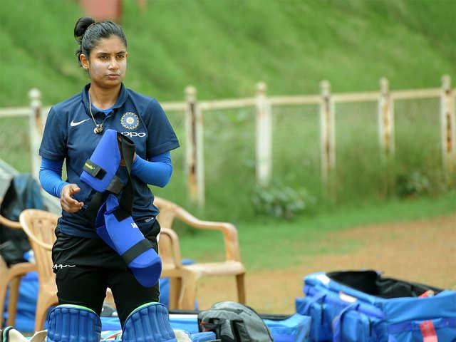 49ef334384d Mithali Raj named goodwill ambassador of Team India at the Street Child  Cricket World Cup