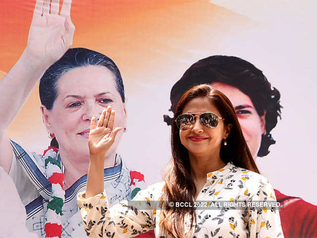 231be4c2de Urmila Matondkar says had offers from BJP too  joined politics because  India moving from democracy to dictatorship