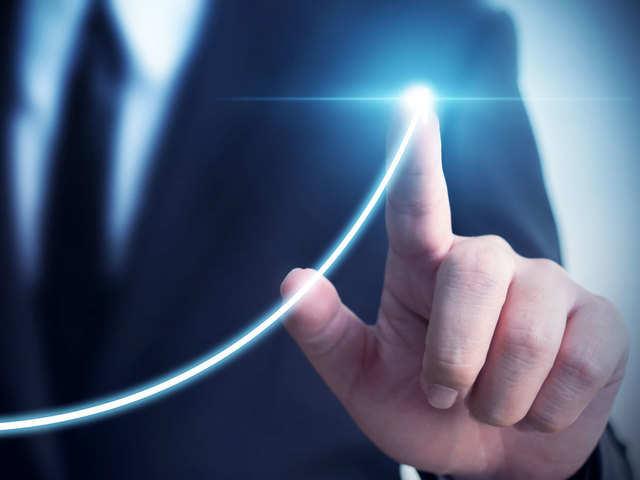 Image result for Bajaj Finance up 6% as loan book grows