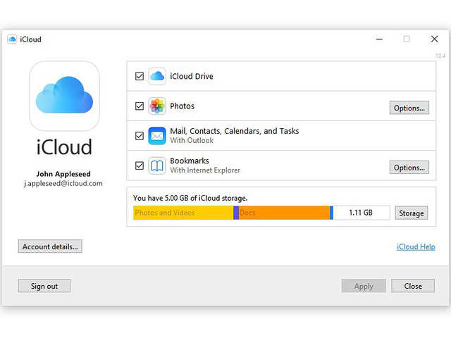 How to download pics from icloud to computer
