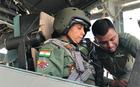 Nirmala Sitharaman goes on 40 minute Sukhoi sortie