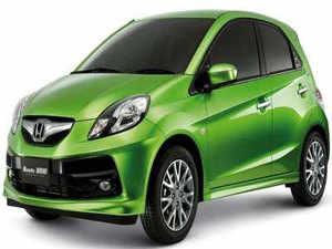 Brio Honda Brio Honda S Small Car Launched At A Starting Price Of