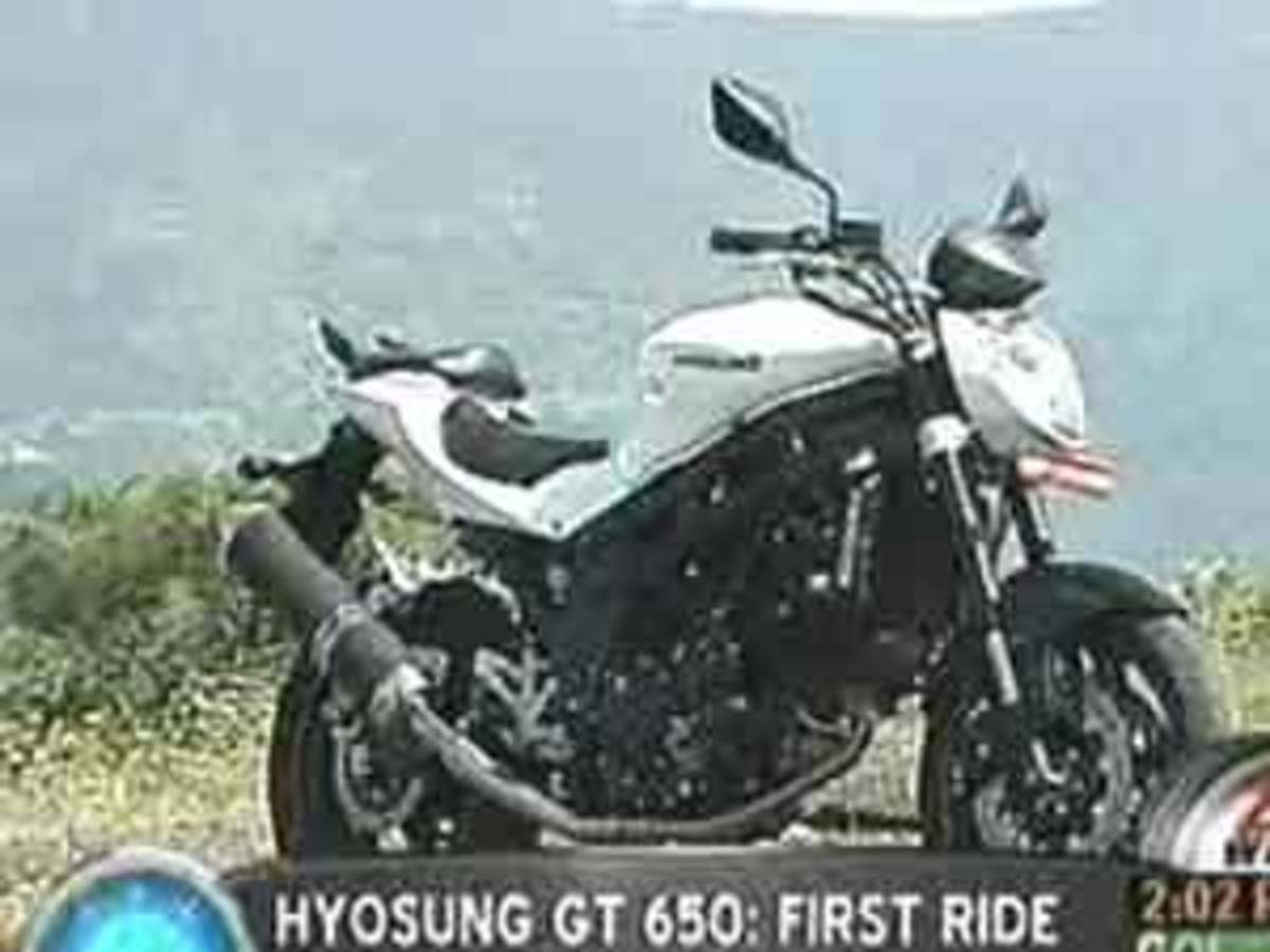 Hyosung bikes: Latest News & Videos, Photos about Hyosung bikes