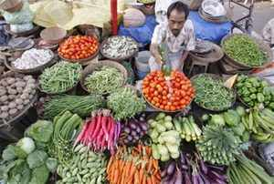 Food inflation: Veggies stay high in winters, eggs on boil in summers