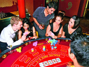 Diwali and teen patti? Wealthy Indians' big bets & big thrills