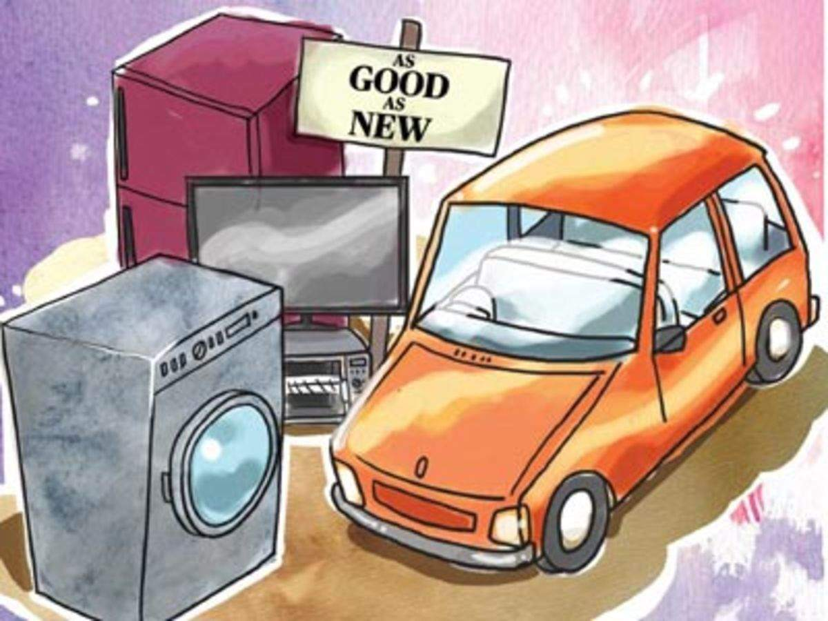 The story of India's Rs 60,000 cr second-hand market, minus