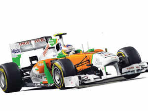 Formula 1 impact: Noida races past Gurgaon