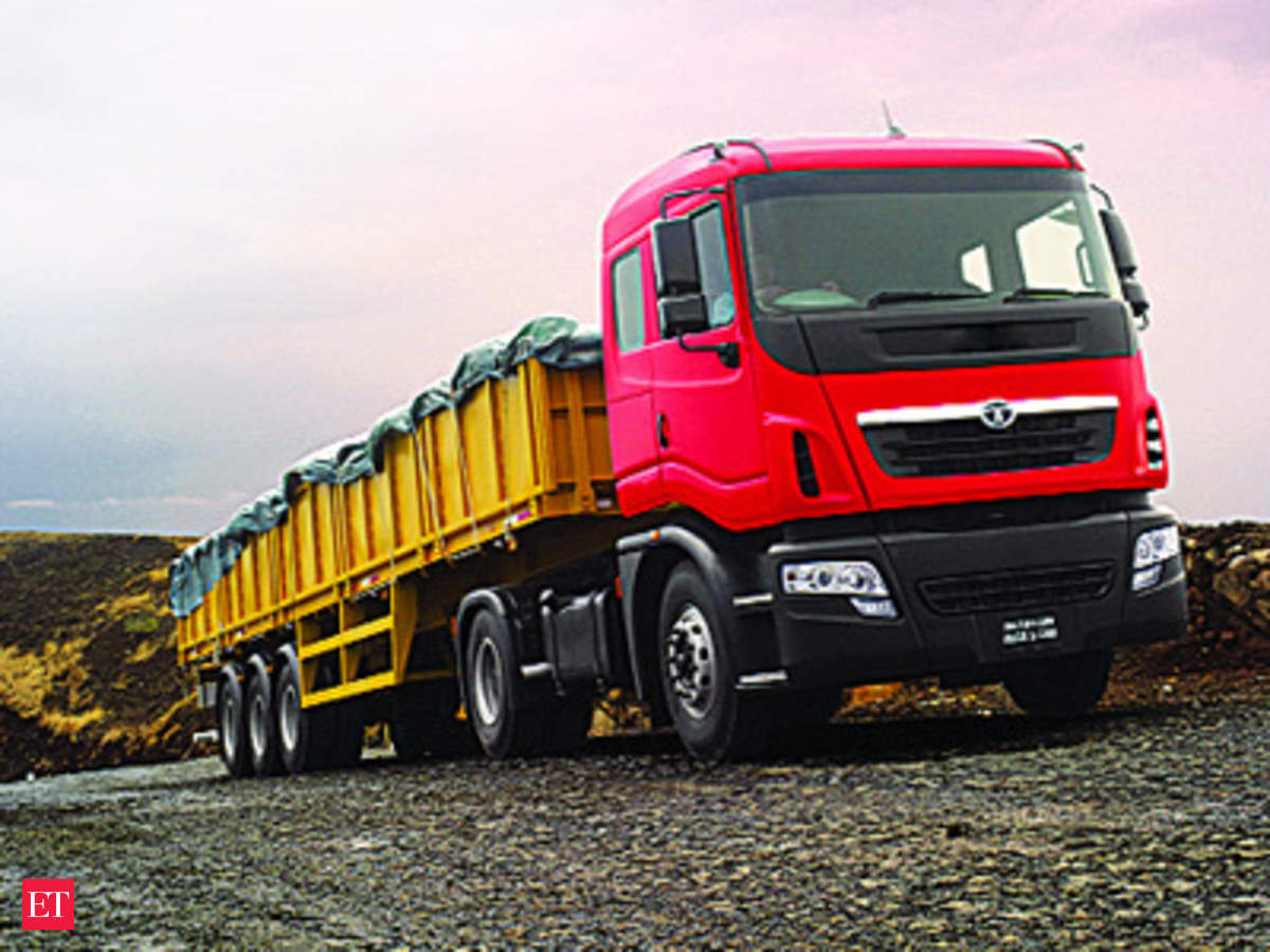 India's hot new wheels: Business of running trucks with 12