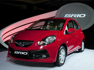 Honda to focus on diesel engines, small compact cars for India