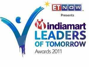 ET Now Leaders of Tomorrow Awards 2011 honour entrepreneurs in 15 different categories