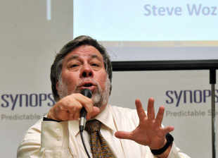 Apple Co-founder Steve Wozniak to Talk Tech with Indian CEOs