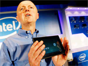 Smartphones with Atom processors to debut next year: Intel