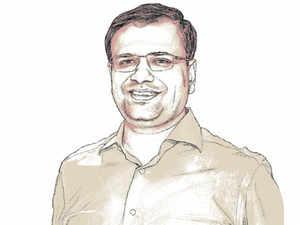 Virendra Mhaiskar, Chairman & MD, IRB Infra